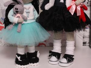 Юбка пачка для кукол. Ярмарка Мастеров - ручная работа, handmade.