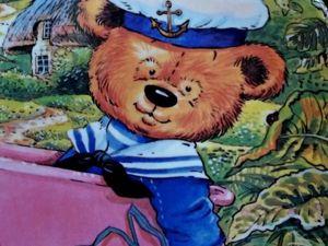 Pamela Storey и ее замечательные мишки Teddy — почти детективная история!. Ярмарка Мастеров - ручная работа, handmade.