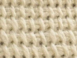 Вязание простого тунисского столбика. Ярмарка Мастеров - ручная работа, handmade.