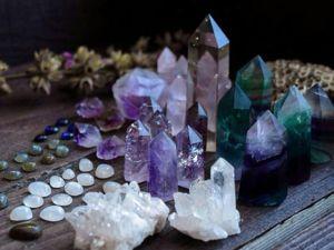 -10% на кристаллы из натуральных камней. Ярмарка Мастеров - ручная работа, handmade.