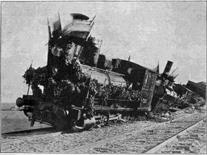 Как Александр Третий на плечах поезд держал. Ярмарка Мастеров - ручная работа, handmade.