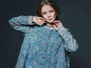 Folk Fashion. Part I. Livemaster - hecho a mano - handmade.