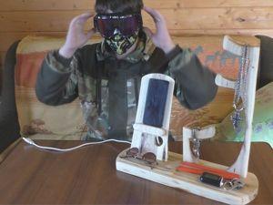Видеоурок: органайзер своими руками. Ярмарка Мастеров - ручная работа, handmade.