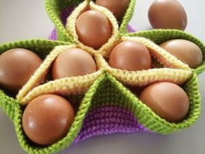 Оригинальная подставка для яиц. Ярмарка Мастеров - ручная работа, handmade.