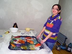 10 причин научиться валять ;). Ярмарка Мастеров - ручная работа, handmade.