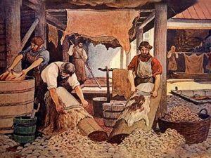 Кожевенное мастерство древних новгородских сапожников. Ярмарка Мастеров - ручная работа, handmade.