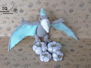 Прилетела в гости неведома птица. Ярмарка Мастеров - ручная работа, handmade.