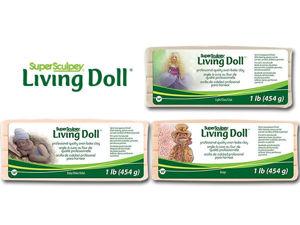 Поступление полимерной глины Living Doll и других товаров для творчества!!!. Ярмарка Мастеров - ручная работа, handmade.
