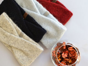 Самое время носить повязки!. Ярмарка Мастеров - ручная работа, handmade.