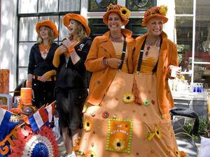 Как вся Голландия превратилась в огромный оранжевый блошиный рынок. Ярмарка Мастеров - ручная работа, handmade.