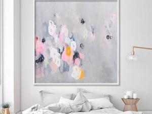 Как считаете, такая картина вписалась бы в вашу спальню. Ярмарка Мастеров - ручная работа, handmade.