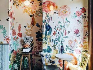 Стены — полотно юных художников. Ярмарка Мастеров - ручная работа, handmade.