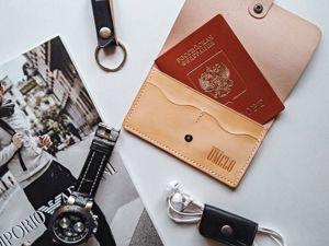 Паспорт. Ярмарка Мастеров - ручная работа, handmade.