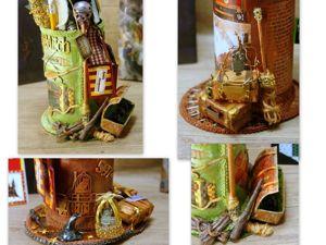 Three-dimensional decorative elements. Ярмарка Мастеров - ручная работа, handmade.
