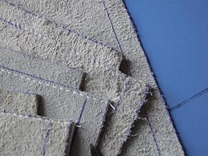 Реставрация кресла: шьем кожаный чехол. Ярмарка Мастеров - ручная работа, handmade.