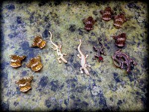 Имитация камня. Ярмарка Мастеров - ручная работа, handmade.