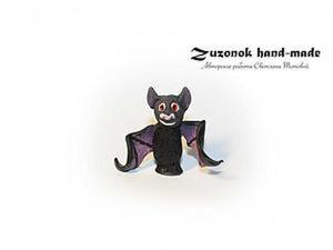 Лепим графа Дракулу из полимерной глины. Ярмарка Мастеров - ручная работа, handmade.