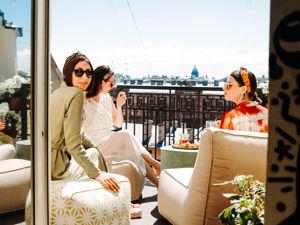 3 идеи для зоны отдыха на балконе. Ярмарка Мастеров - ручная работа, handmade.