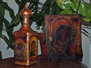 Чимеевская икона Божией Матери снова в огне. Ярмарка Мастеров - ручная работа, handmade.