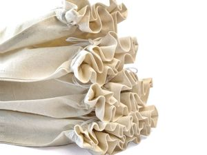 Как использовать хлопковые мешочки?. Ярмарка Мастеров - ручная работа, handmade.