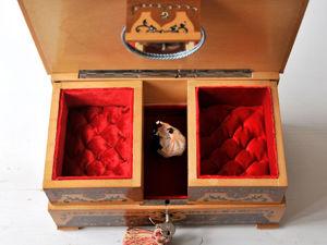 Итальянская Музыкальная Шкатулка с Сюрпризом Подарок Любимой. Ярмарка Мастеров - ручная работа, handmade.