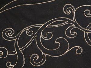 Создаем трапунто. Часть 3. Ярмарка Мастеров - ручная работа, handmade.