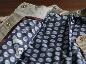 Как сделать подкладку в валяных изделиях и для чего она нужна. Ярмарка Мастеров - ручная работа, handmade.