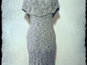 Круговое вязание спицами для начинающих: сарафан «Миссони». Часть 1. Ярмарка Мастеров - ручная работа, handmade.