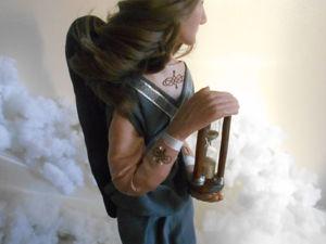 Ангел-хранитель  «Берегите Время!» , 2019. Ярмарка Мастеров - ручная работа, handmade.