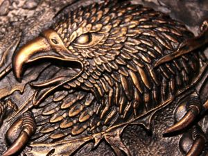 Новая работа   «Eagle»  от VivantArt Decor. Ярмарка Мастеров - ручная работа, handmade.