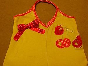 Детская майка превращается в сумочку за 10 минут.. Ярмарка Мастеров - ручная работа, handmade.