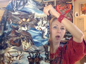 Поговорим о тканях для лоскутного шитья. Ярмарка Мастеров - ручная работа, handmade.