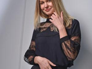 Блузки: Шелковое вдохновение. Ярмарка Мастеров - ручная работа, handmade.