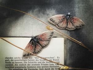 Скидка на мотыльков и бабочек -15%. Ярмарка Мастеров - ручная работа, handmade.
