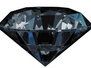 Независимая и вечная красота черных бриллиантов. Ярмарка Мастеров - ручная работа, handmade.