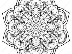 Немного информации о мандале ,,Ведьмин цветок''. Ярмарка Мастеров - ручная работа, handmade.