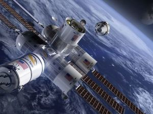 Техасский стартап сообщил об открытии космических отелей к 2022 году. Ярмарка Мастеров - ручная работа, handmade.