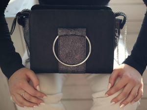 Психология формы или как заставить сумку говорить о вас то, что нужно. Ярмарка Мастеров - ручная работа, handmade.