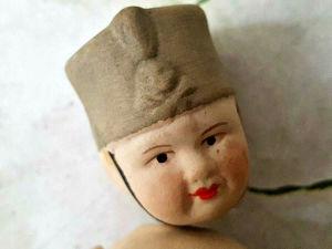 Антикварная куколка  «Солдат». Ярмарка Мастеров - ручная работа, handmade.
