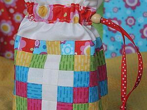 Пасхальный мешочек для просфор своими руками. Ярмарка Мастеров - ручная работа, handmade.