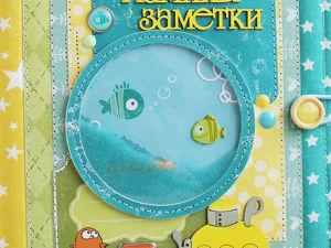 Мастер-класс: шейкер-аквариум. Ярмарка Мастеров - ручная работа, handmade.