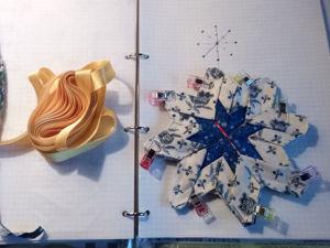 Как сшить рождественскую звезду своими руками. Ярмарка Мастеров - ручная работа, handmade.