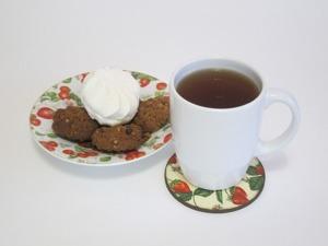 Декупаж подставки для чайной чашки. Ярмарка Мастеров - ручная работа, handmade.