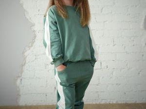 Аукцион на детский спортивный костюм Старт 650 руб. Ярмарка Мастеров - ручная работа, handmade.