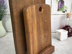 Почему я выбираю деревянные доски?. Ярмарка Мастеров - ручная работа, handmade.