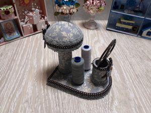 Органайзер-игольница своими руками. Ярмарка Мастеров - ручная работа, handmade.