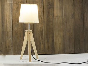 Making Table Lamp in Scandinavian Style. Livemaster - handmade