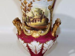 Старинная ваза,  «Coalport» , Англия, конец 19 века. Ярмарка Мастеров - ручная работа, handmade.