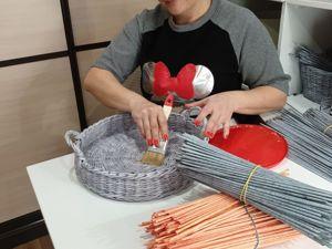 Уход за изделиями из бумажной лозы. Ярмарка Мастеров - ручная работа, handmade.