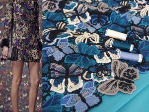 Нaute couture кружевное полотно. Ярмарка Мастеров - ручная работа, handmade.